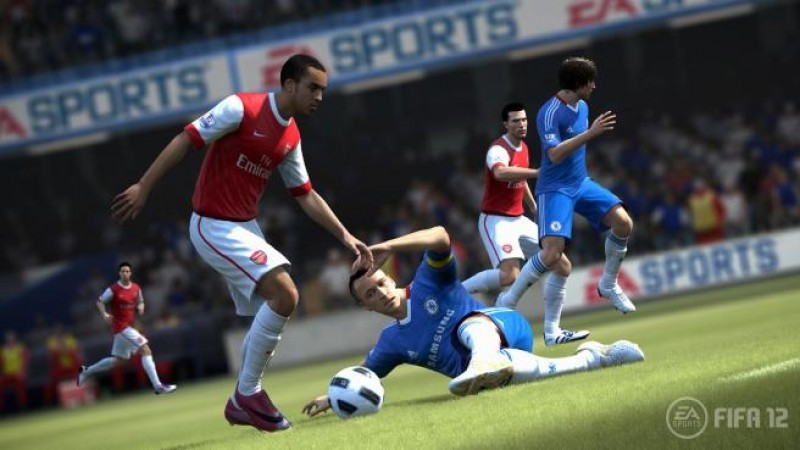 Pantallazo FIFA 12