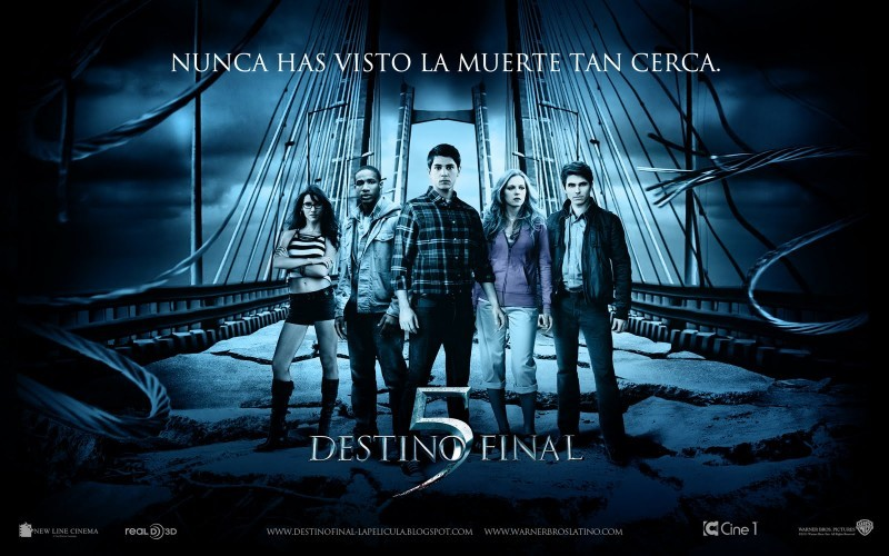 Pantallazo Destino Final 5