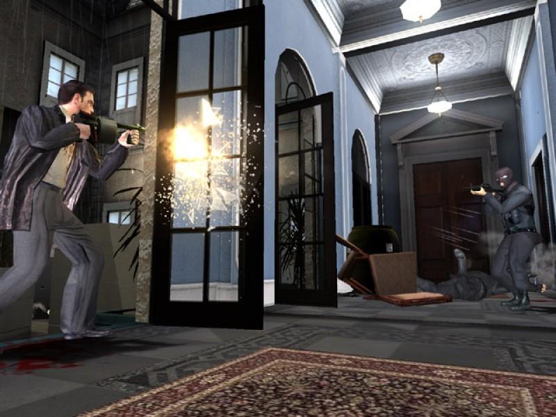 Pantallazo Max Payne 2