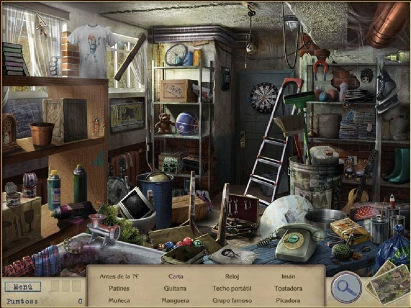 Pantallazo Letters from Nowhere