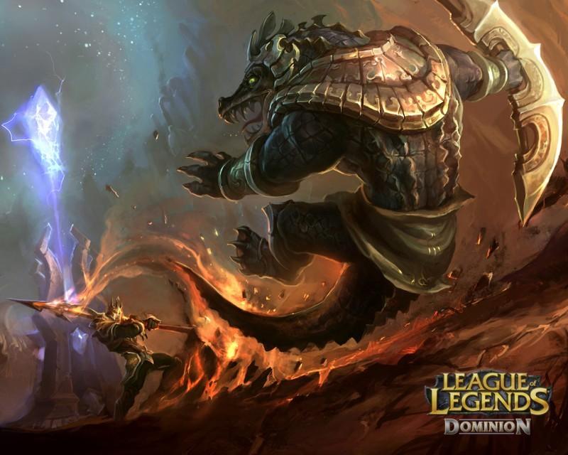 Pantallazo League of Legends: Dominion