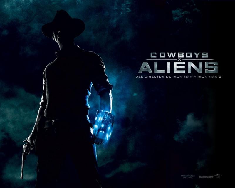 Pantallazo Cowboys and Aliens