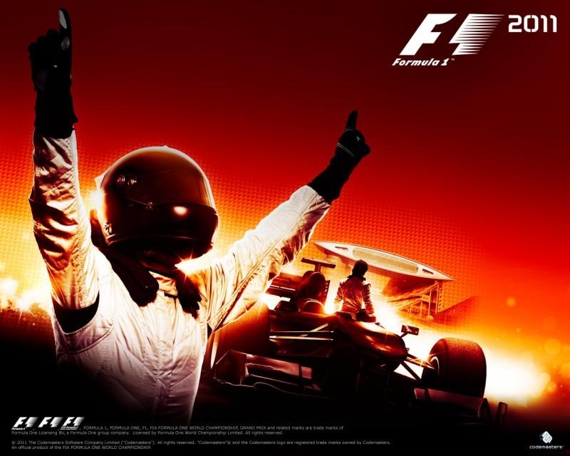 Pantallazo F1 2011
