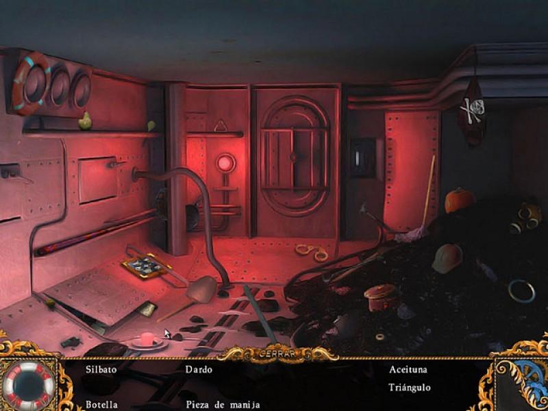 Pantallazo Epic Escapes: Mares Oscuros