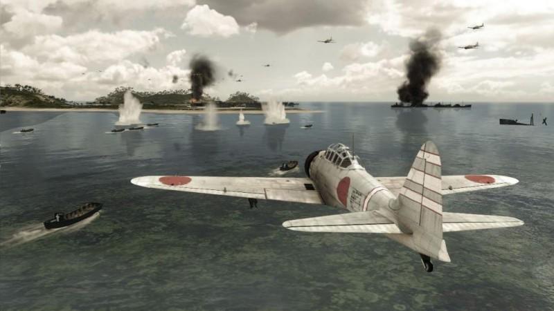 Pantallazo Battlestations: Pacific