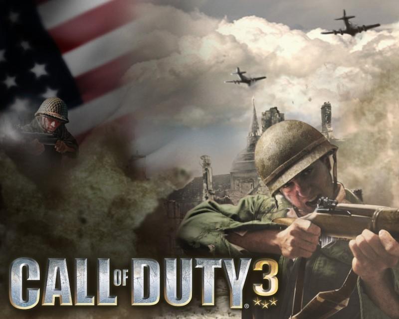 Pantallazo Call of Duty 3