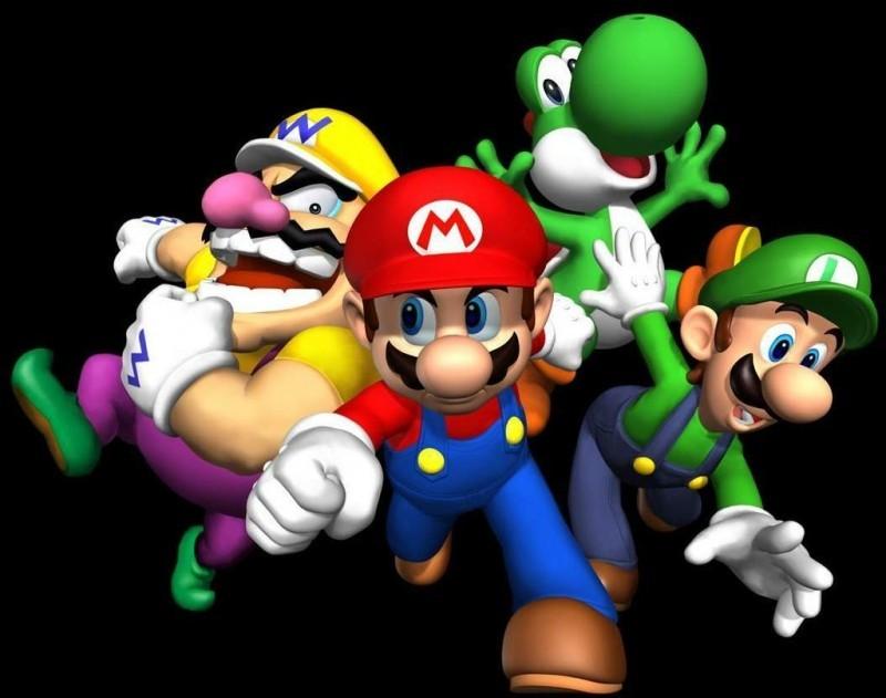 Pantallazo Mario Bros 64