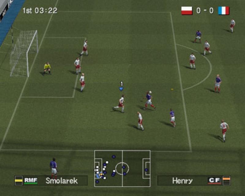 Pantallazo Pro Evolution Soccer 6