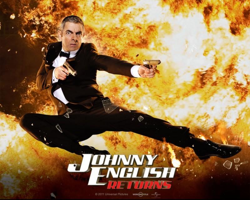 Pantallazo Johnny English Returns