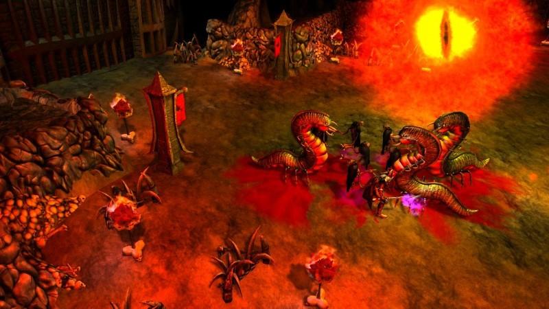 Pantallazo Dungeons: The Dark Lord