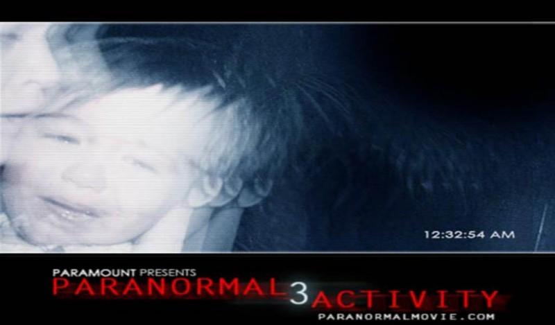 Pantallazo Paranormal Activity 3