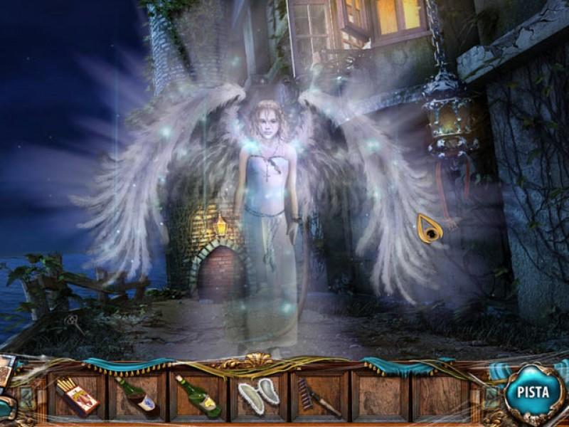 Pantallazo Sacra Terra: Noche angélica