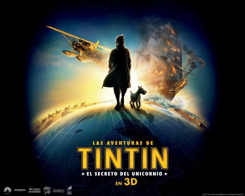 Pantallazo Las aventuras de Tintín: El secreto del unicornio