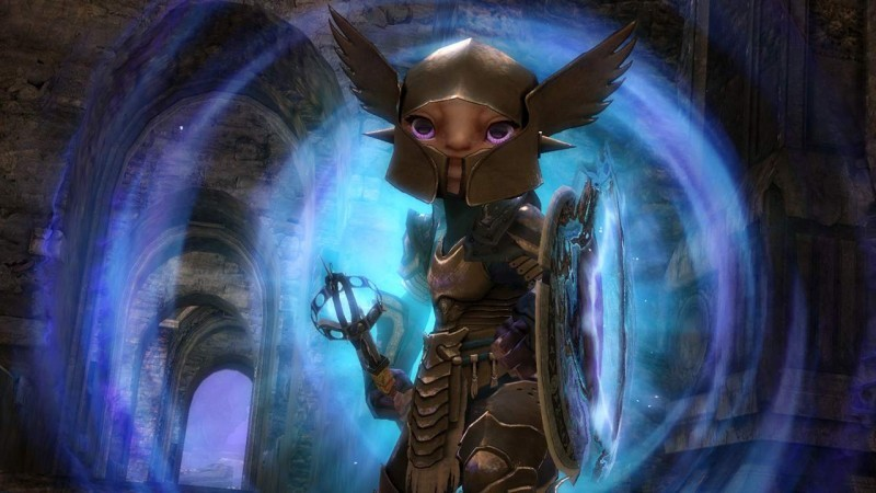 Pantallazo Guild Wars 2 Asset Kit