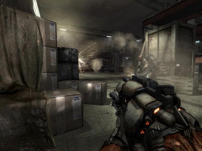 Pantallazo Enemy Territory: Quake Wars