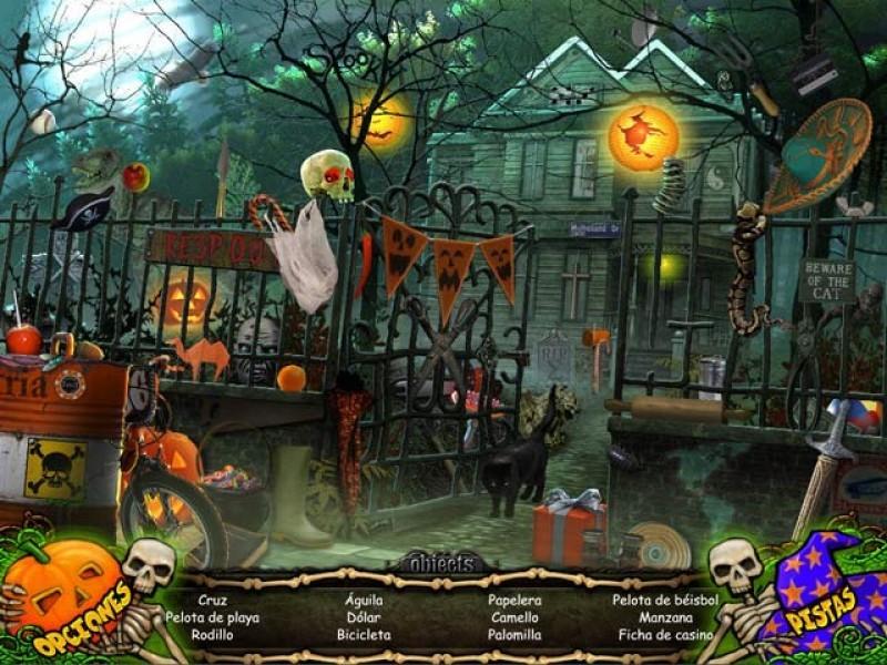 Pantallazo Halloween: Trick or Treat
