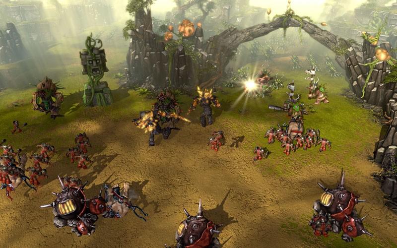 Pantallazo BattleForge