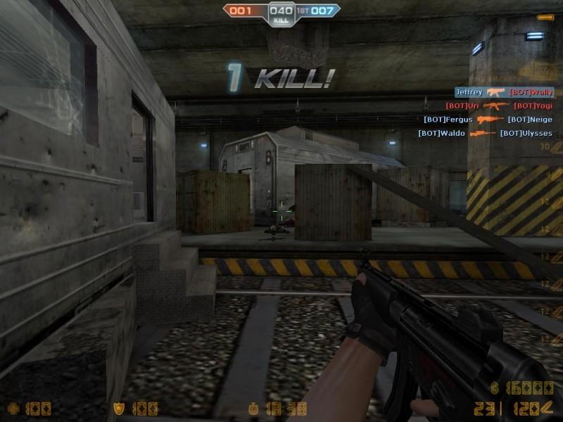 Pantallazo Counter Strike Online