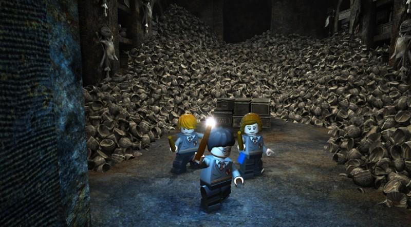 Pantallazo Lego Harry Potter 2: 5 -7 Años
