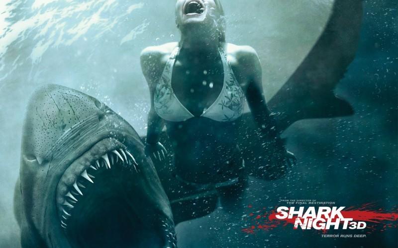 Pantallazo Tiburón 3D: La Presa