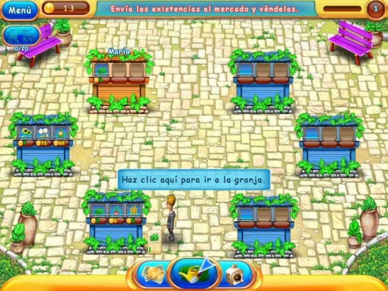 Pantallazo Virtual Farm 2