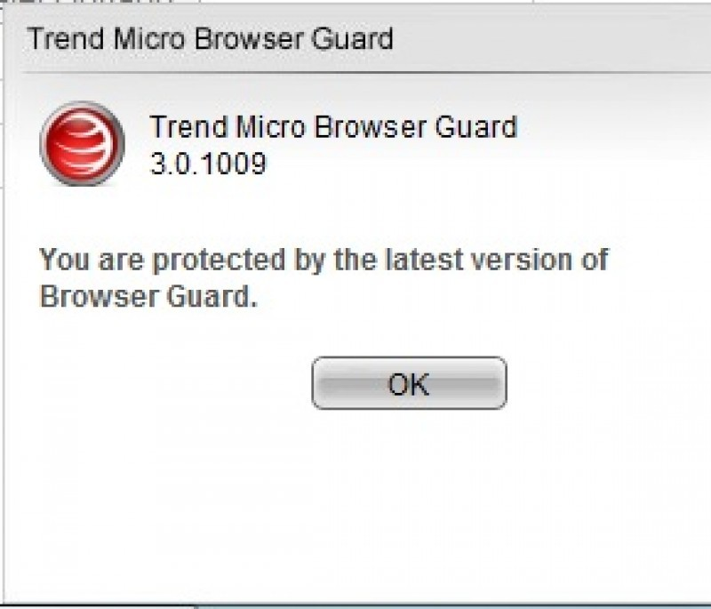 Pantallazo Browser Guard