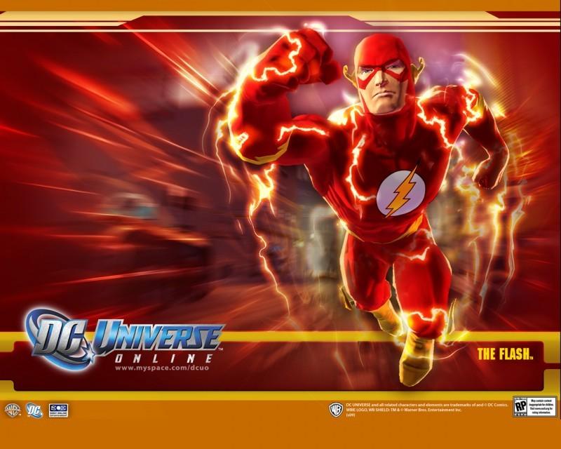 Pantallazo DC Universe Online Wallpaper