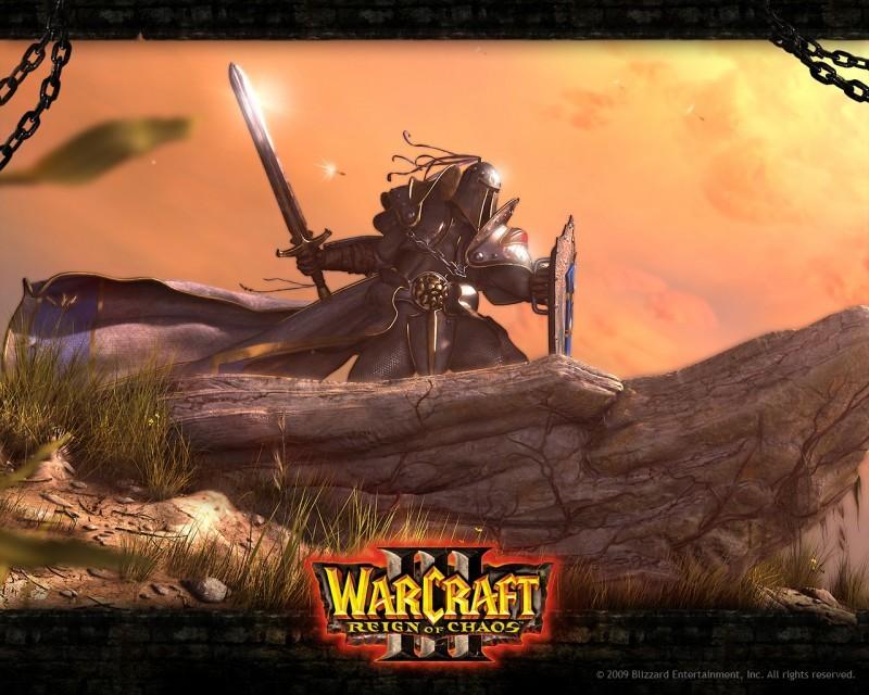 Pantallazo Warcraft III