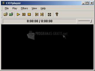 Pantallazo 1337player