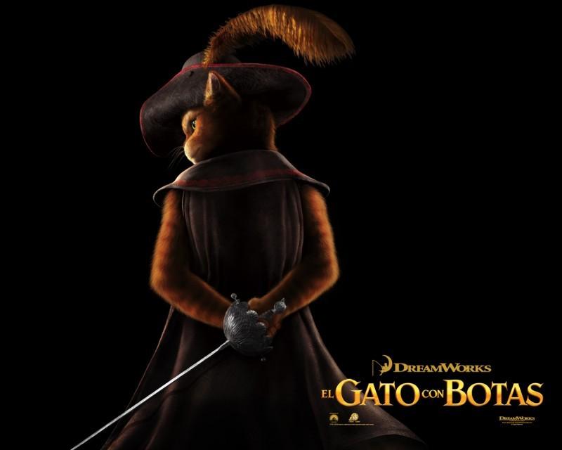 Pantallazo El Gato con Botas Wallpaper
