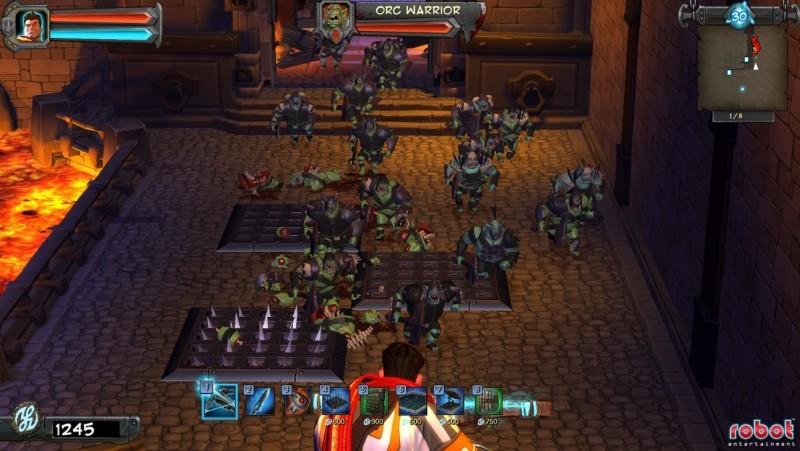 Pantallazo Orcs Must Die!