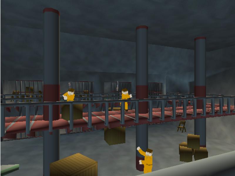 Pantallazo Prison Break