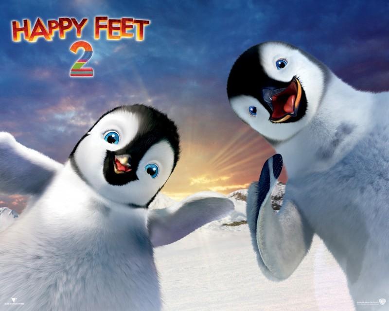 Pantallazo Happy Feet 2