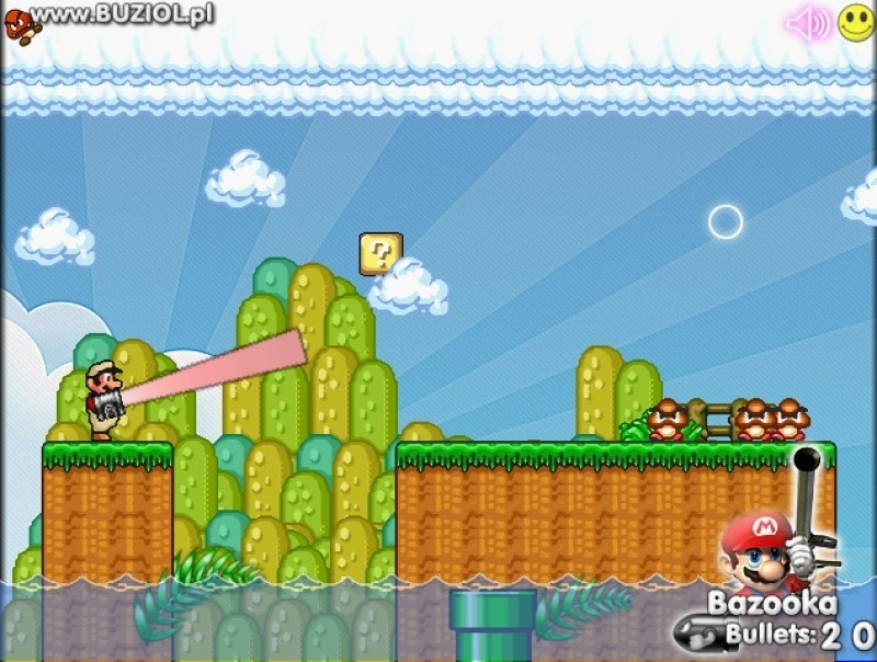 Pantallazo Super Mario Bombastic