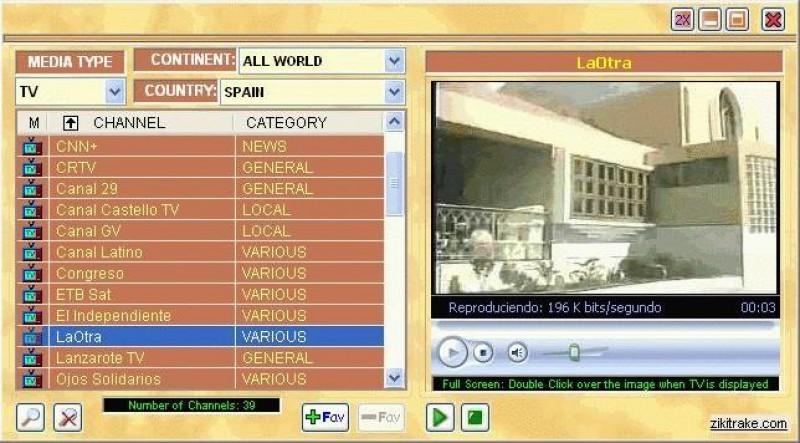 Pantallazo All TV