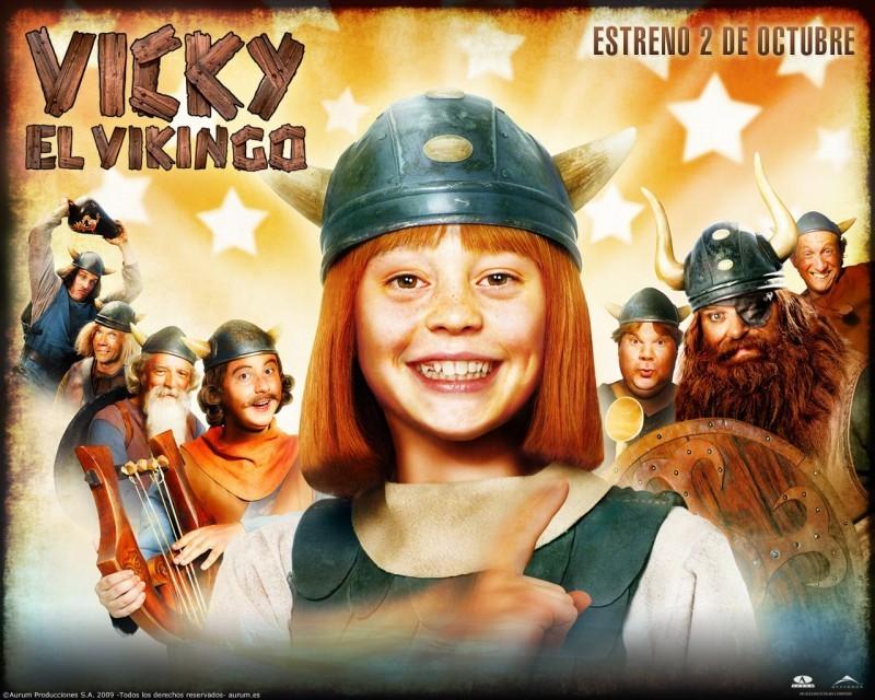 Pantallazo Vicky el Vikingo y el martillo de Thor