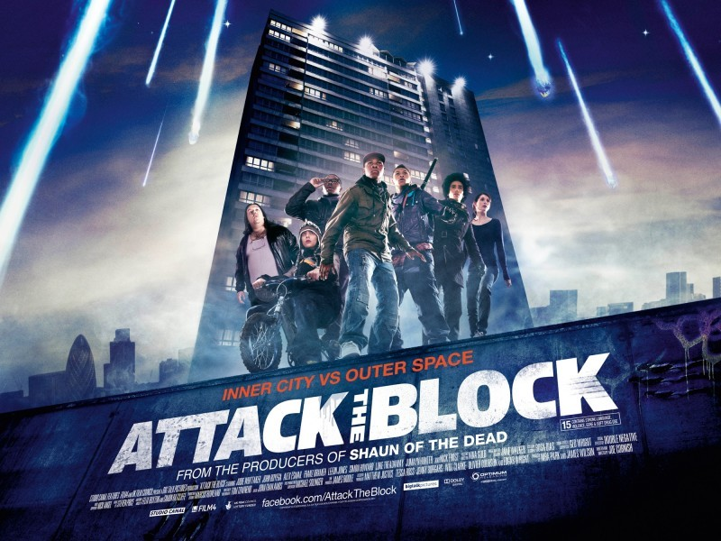 Pantallazo Attack the Block