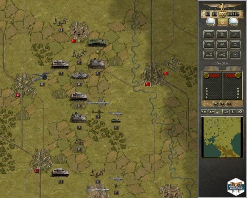 Pantallazo Panzer Corps