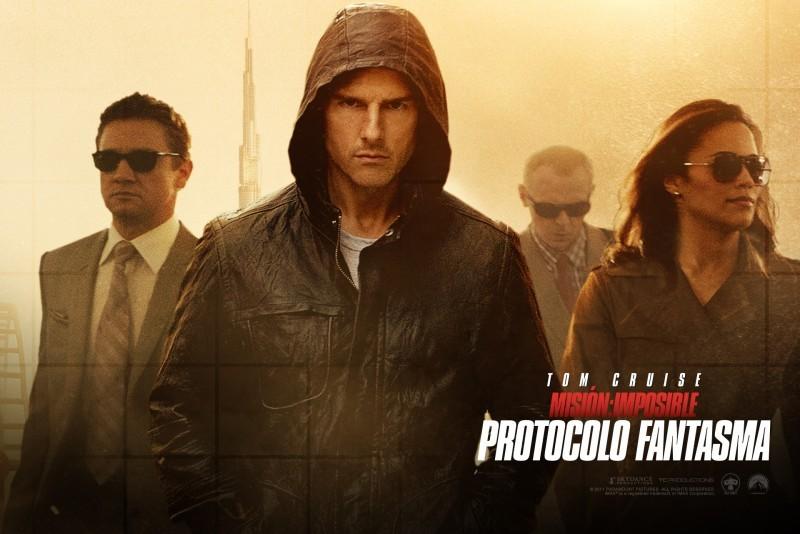 Pantallazo Misión: Imposible - Protocolo Fantasma