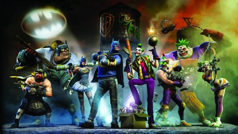 Pantallazo Gotham City Impostors