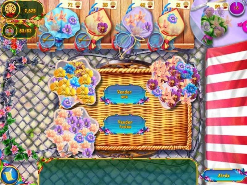Pantallazo Magic Farm 2: La tierra de las hadas