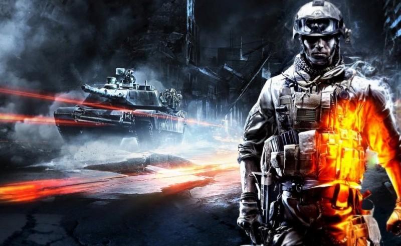 Pantallazo Battlefield 3 Soldado