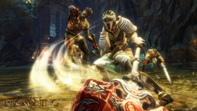 Pantallazo Kingdoms of Amalur: Reckoning