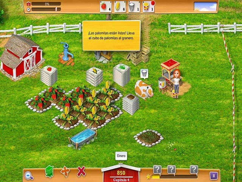 Pantallazo My Farm Life