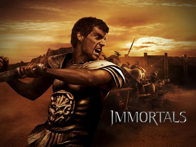 Pantallazo Inmortals