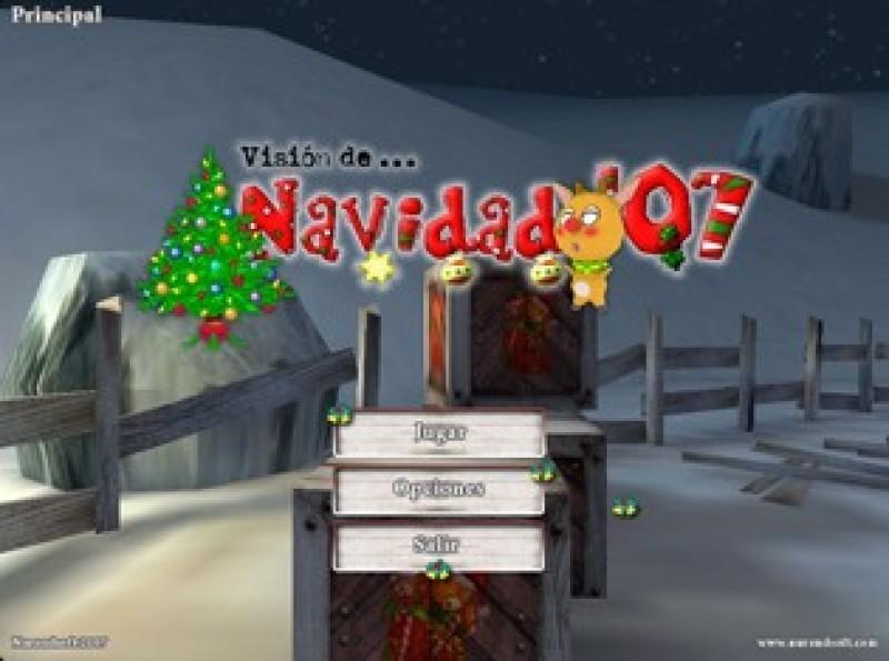 Pantallazo Visión de Navidad