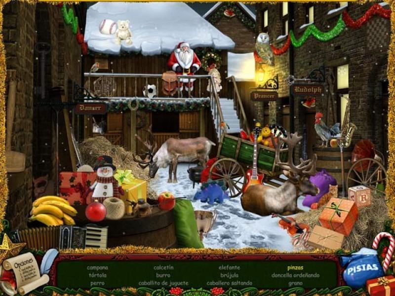 Pantallazo Maravillosa Navidad