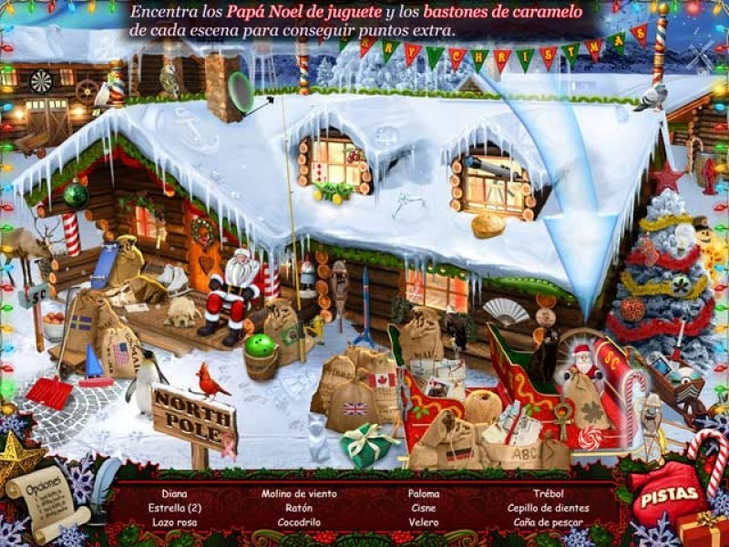 Pantallazo Maravillosa Navidad 2