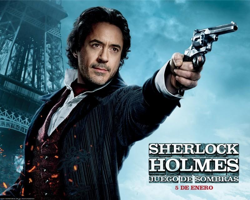 Pantallazo Sherlock Holmes: Juego de sombras