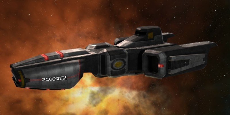 Pantallazo Artemis – Spacechip Bridge Simulation